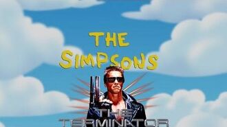 Terminator References in The Simpsons