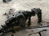 Damaged T-600