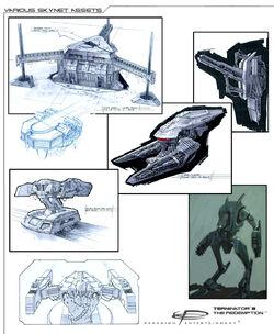 T3r-various skynet assets