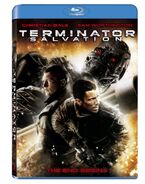 Terminator salvation bluray