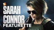 Terminator Dark Fate Exclusive Featurette - Linda Hamilton is Sarah Connor (2019) Movieclips
