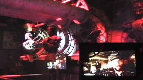 Terminator Salvation The Ride Complete Ride Experience Part 1 of 2 Six Flags Magic Mountain