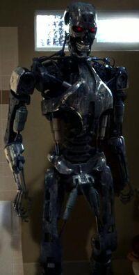 Cromartie endoskeleton