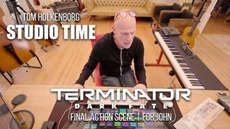 "Final Action Scene (""For John"") Studio Time—Terminator Dark Fate, Ep. 4"