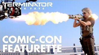 Terminator Dark Fate – San Diego Comic-Con Featurette (2020) - Paramount Pictures