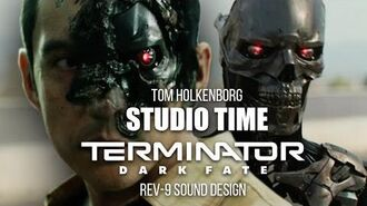 The Sounds of REV-9 Studio Time—Terminator Dark Fate, Ep. 3