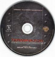 TSCC OST disc