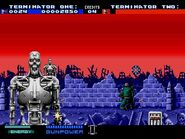 T2 arcade Genesis
