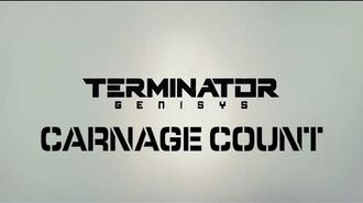Terminator Genisys (2015) Carnage Count