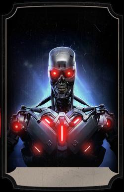 TerminatorSupportKardEndoskeleton