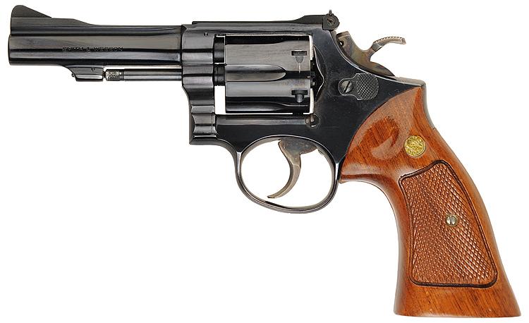 Smith & Wesson Model 15   Terminator Wiki   FANDOM powered ...