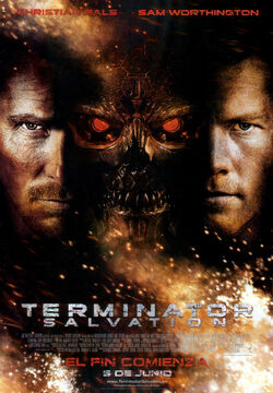 Terminator Salvation Cartel