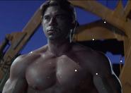 T5- Terminator Genisys body double Brett Azar as original Terminator