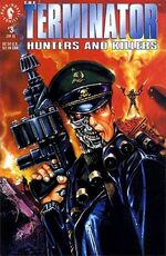 Hunters and Killers, Issue 3