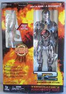 NRFB Terminator Endoskeleton Doll Tall Sound Effect