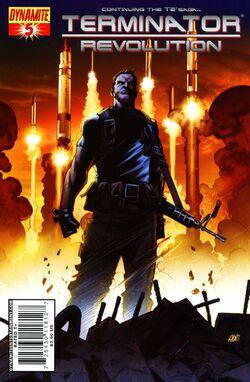 Terminator Revolution 5 cover