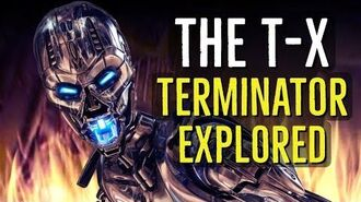 The T-X Terminatrix (TERMINATOR Explored)