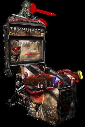 Terminator 42 cabinet