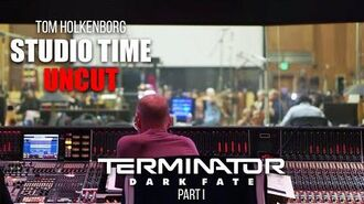 Studio Time Uncut Premiere —Terminator Dark Fate (Part 1)
