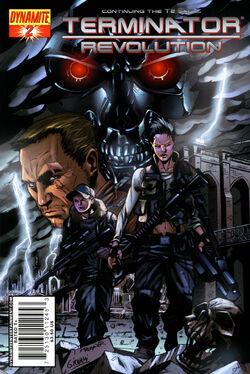 Terminator Revolution 2 cover