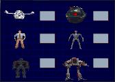 Terminator Rampage enemies box