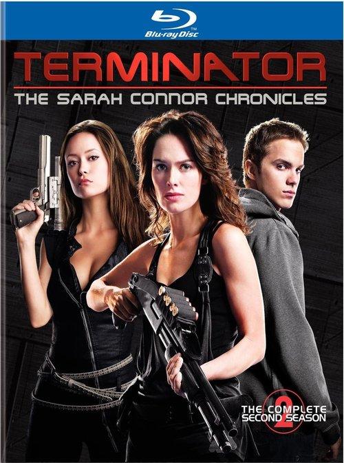 season 2 blu ray terminator wiki fandom powered by wikia rh terminator wikia com Sarah Connor Meme Emilia Clarke Sarah Connor