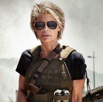Sarah Connor Terminator Dark Fate
