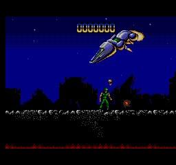 Terminator Master System screenshot