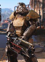 T51 power armor