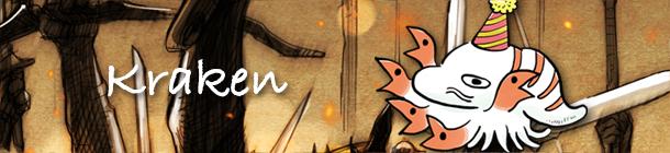 Kraken Kino Strikes Back banner