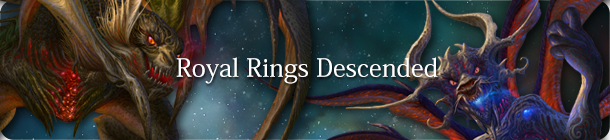 Royal Rings Descended banner