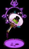 Frog's Fan