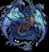 Primordial Dragon Λ