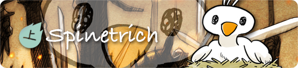 Spinetrich Kino Strikes Back II banner
