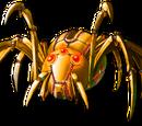 Golden Arachnobot