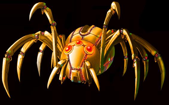 File:Golden Arachnobot.png