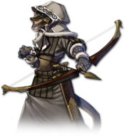 Lizardfolk Archer