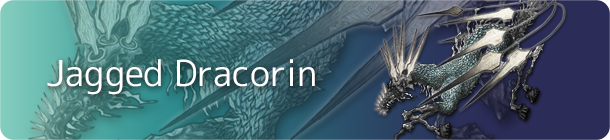 Jagged Dracorin banner