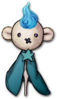 Frost Puppet