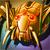 Golden Arachnobot O icon