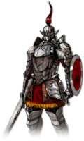 Scarlet Soldier (Sword)