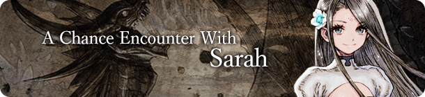 A Chance Encounter With Sarah banner