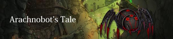 Arachnobot's Tale banner