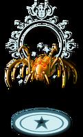 Golden Arachnobot O