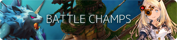 Battle Champs - Fearsome Fiends!