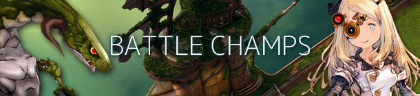 Battle Champs - The Dragon Awakens