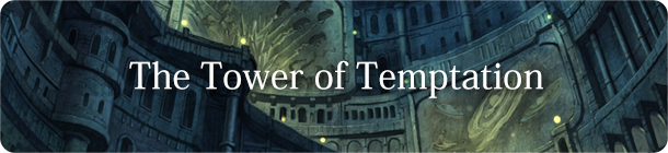 Tower of Temptation banner