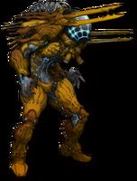 Oxsecian Grunt (Bow)