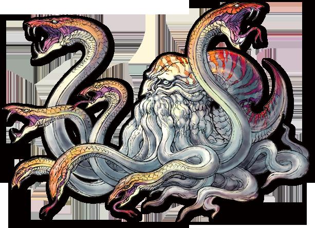 Resultado de imagem para kraken