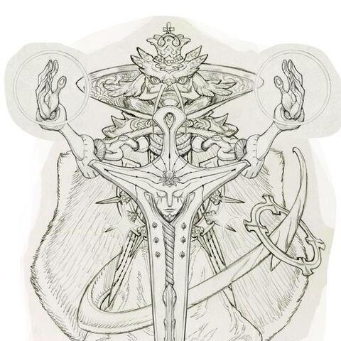 Ba'gunar (Job 3) concept art